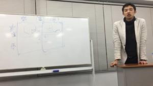 『あなたは本当に「動けていない」のか 即行動セミナー』 講師 清水悠也(株式会社メモリー代表取締役社長)