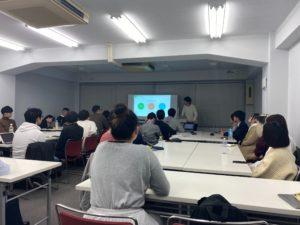 2020年01月14日(火)『投資・融資に向けた事業企画』 講師: 釣見駿(株式会社CLANE代表取締役)
